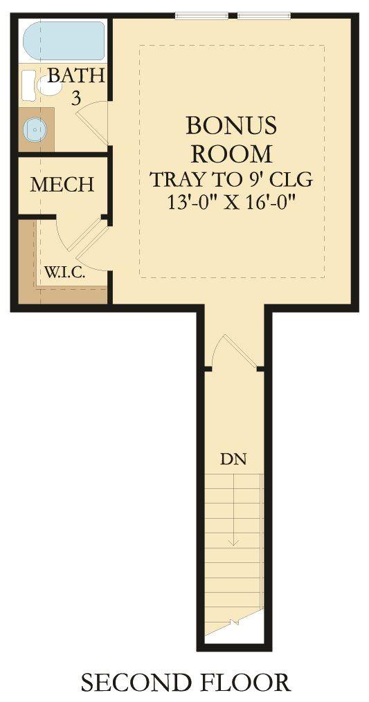 windward ranch classic trevi model home