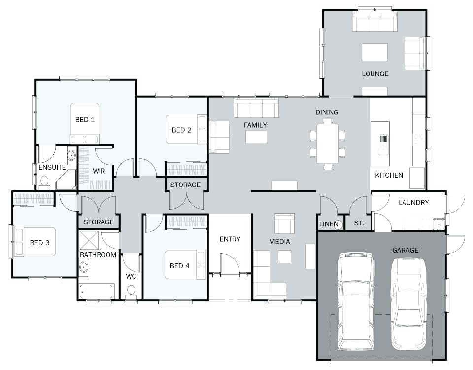 signature home plans image result for v shaped house plans signature home floor plans
