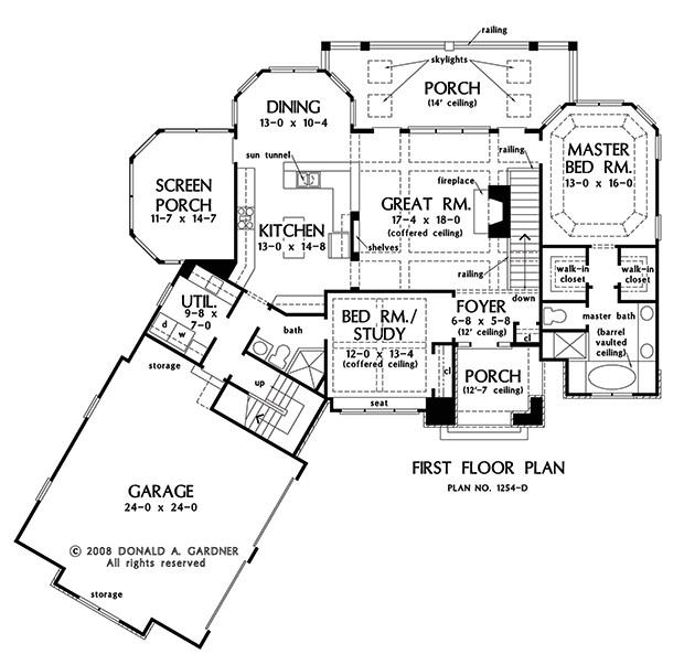 plan week silvergate 1254 d