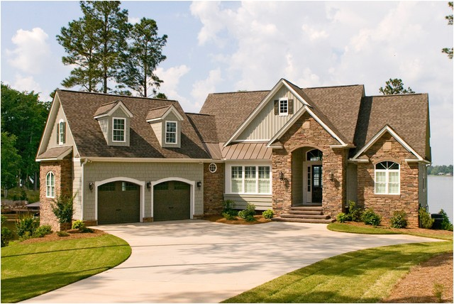 the silvergate plan 1254 d traditional exterior charlotte