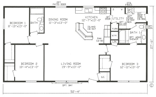 best open floor plan modular homes simple open floor plan modular homes open 3bedroom floor plans pictures