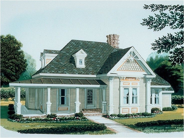 single roof line house plans