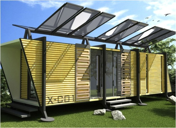 simple inexpensive shipping container homes