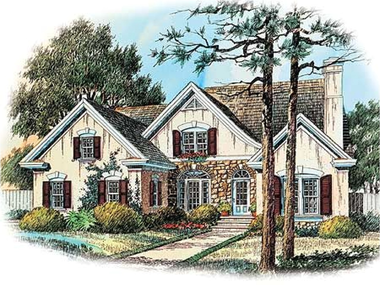 7070fbe3dd7d9f6c french country house plans country house plans with porches