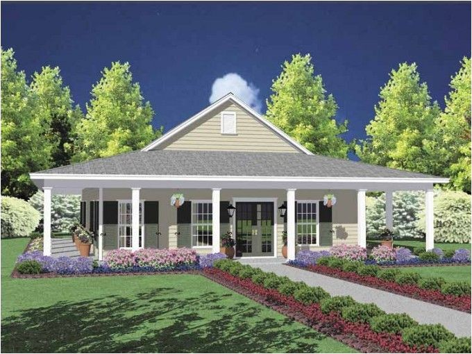 Single Story Home Plans with Wrap Around Porches 19 Harmonious House Plans with Wrap Around Porch One Story