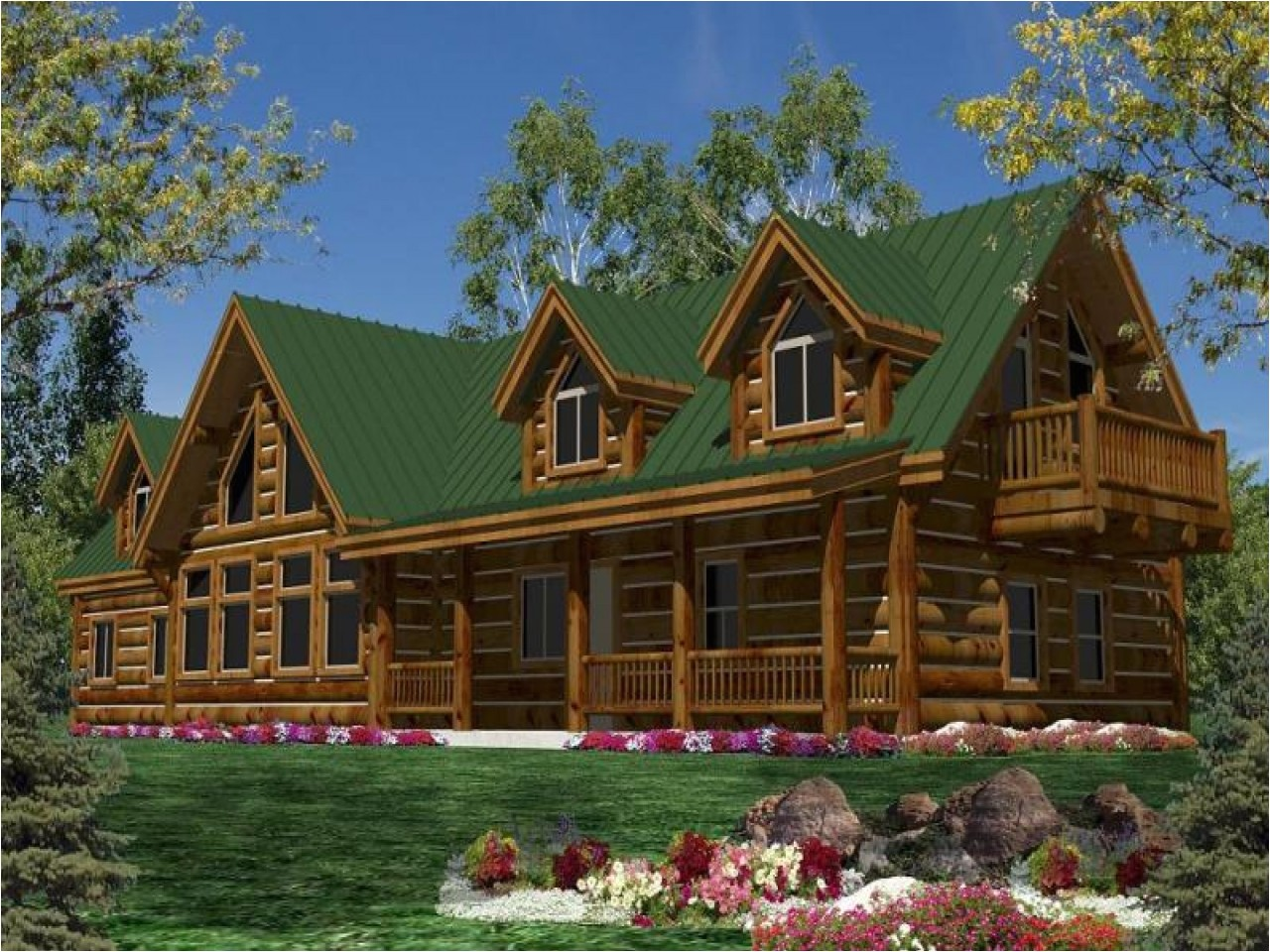 4587f742b45aee5a single story log cabin homes plans single story log cabin homes