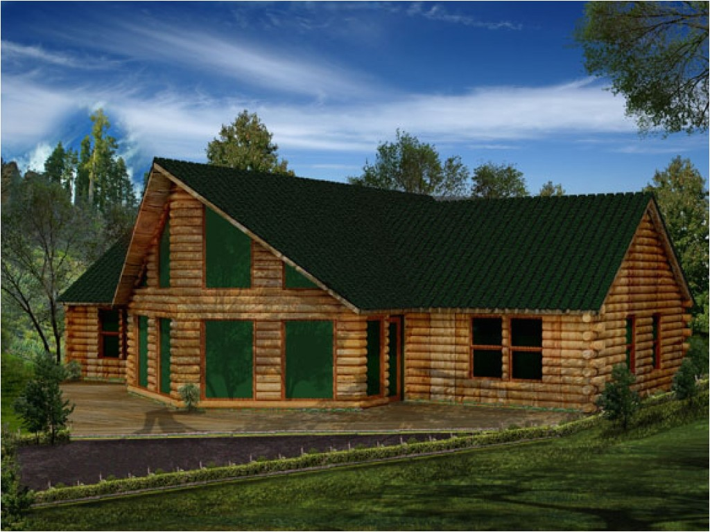 34aa79c169aab378 single story log cabin homes single story log cabin plans