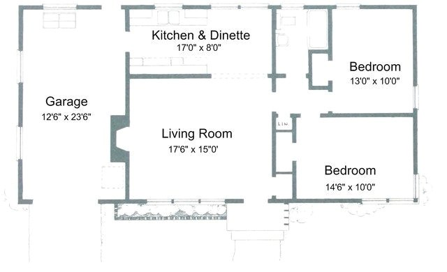 Sketch Plan for 2 Bedroom House Sketch Plan for 2 Bedroom House Elegant Free Floor Plans