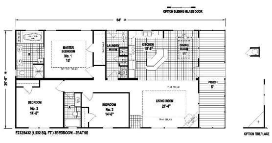 Skyline Manufactured Homes Floor Plans Skyline Mobile Home Floor