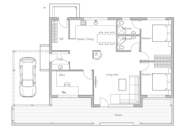 affordable home plan ch23