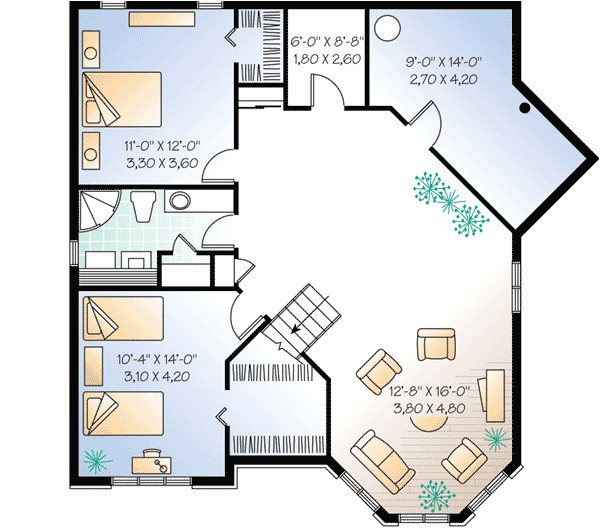 small affordable house plans efficient