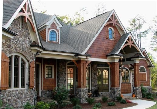 Small Arts and Crafts Home Plans Pacific northwest Style Adapts Architectural Designs to