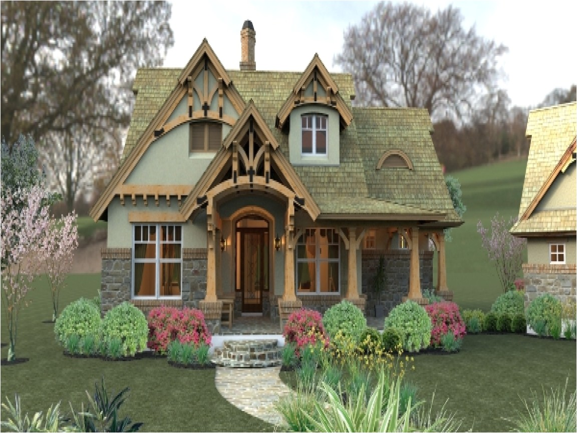 Small Arts and Crafts Home Plans Small Arts and Crafts Home Plans