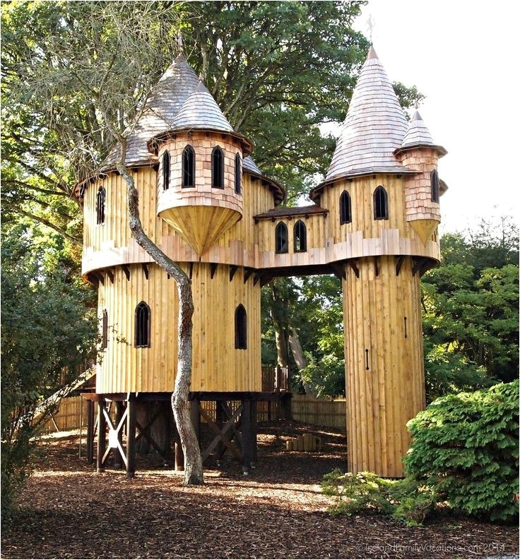 mini castle house plans