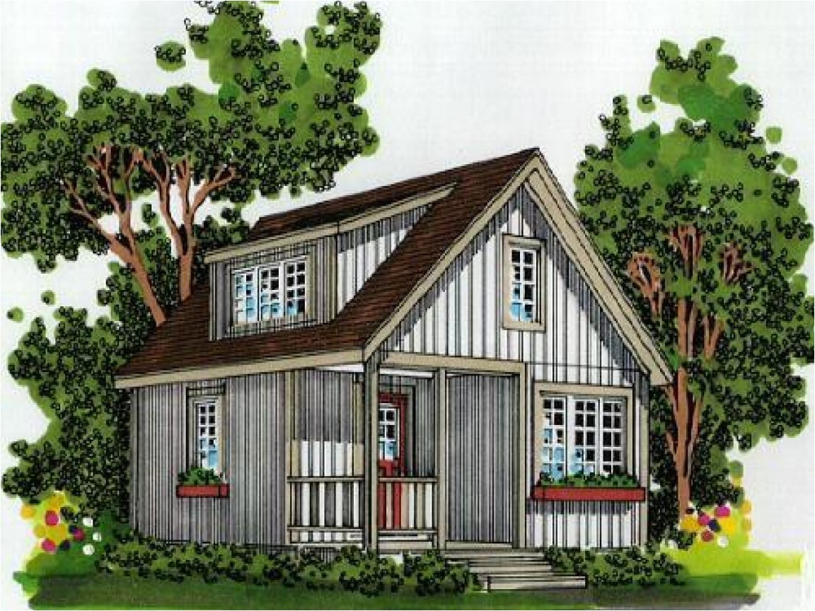 Small Chalet House Plans With Loft Small Cabin Floor Plans Small