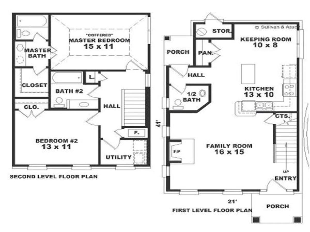 ec2bac7b8677fb6f small colonial house floor plans small colonial house plans