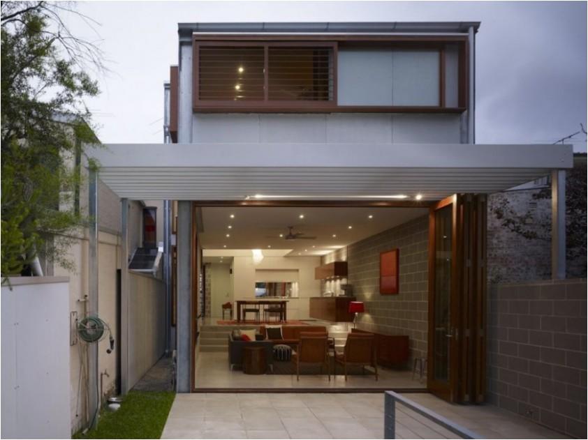 cozy minimalist small house design idea