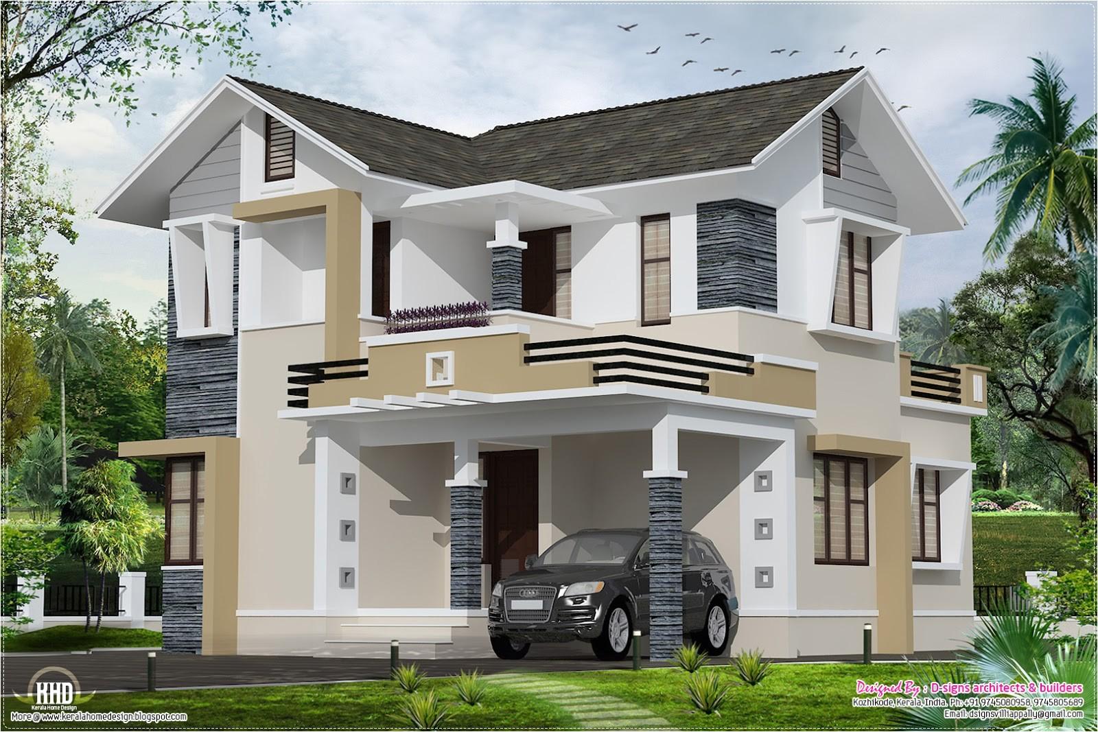 stylish small home design