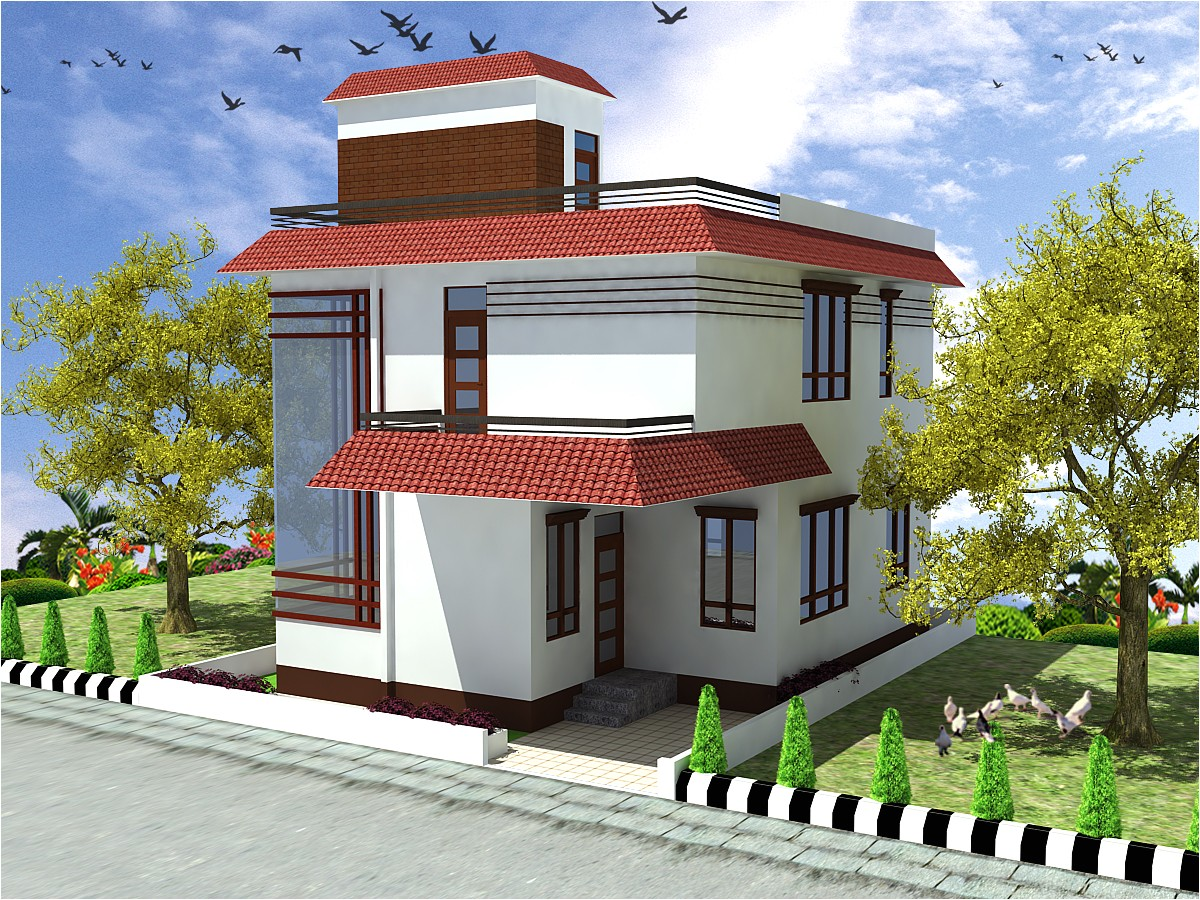 Small Duplex Home Plans Small Duplex House Model Joy Studio Design Gallery