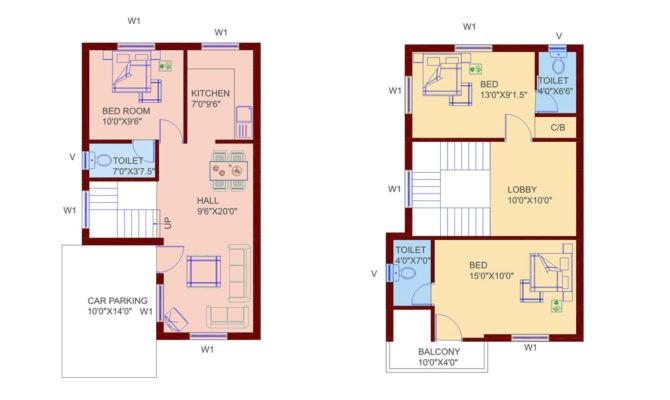 small duplex house plans home designs 2