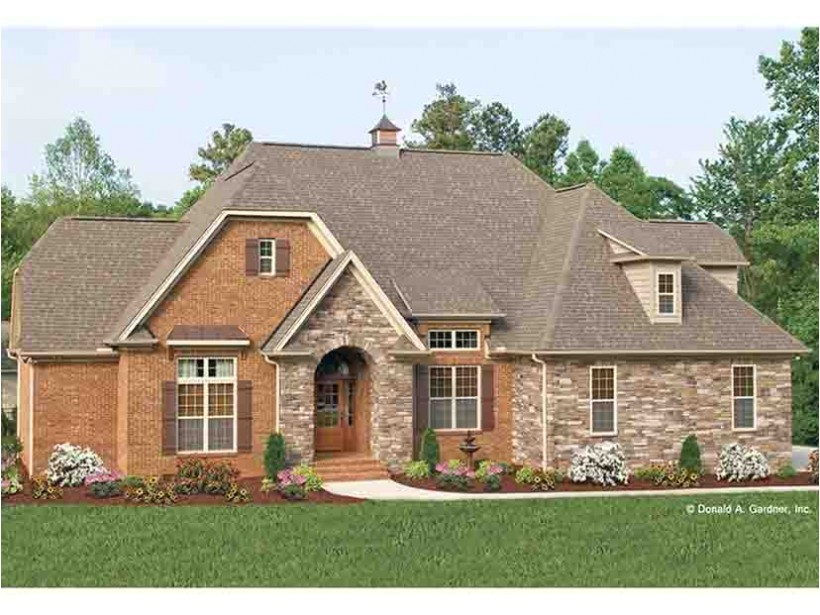 small english country cottage house plans