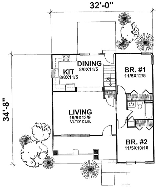 house plans small houses