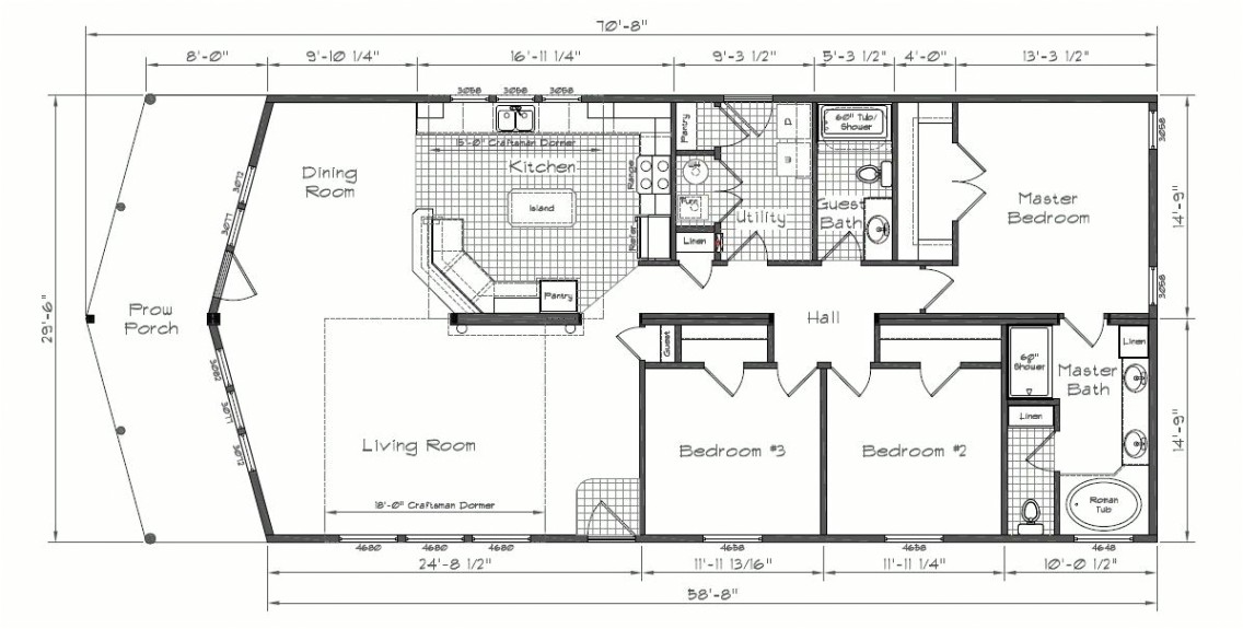 Small Floor Plans for New Homes Awesome Small Mountain Home Floor Plans New Home Plans