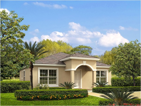 small florida home plans