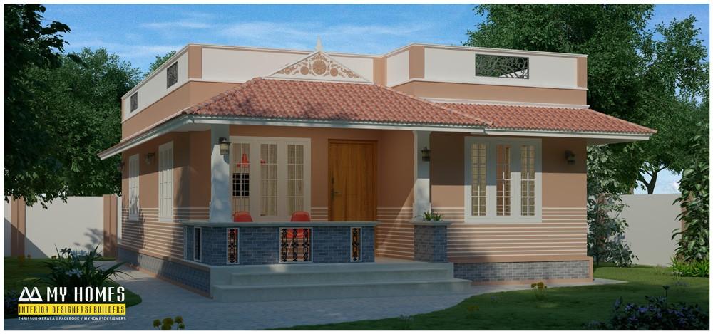 small house plans kerala