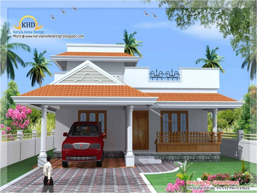 Small Home Plan In Kerala Small House Plans Kerala Www Pixshark Com Images