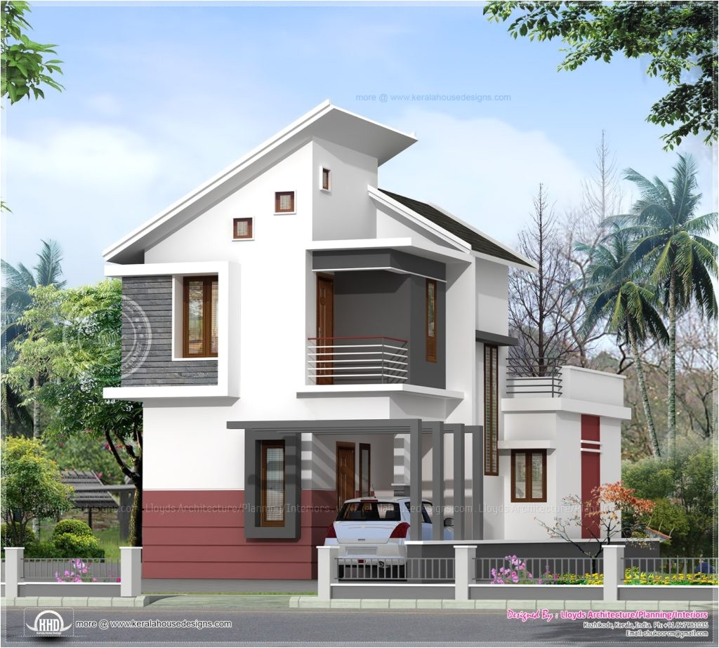 sq ft bedroom villa in cents plot kerala home design small budget house plans kerala latest small house designs kerala