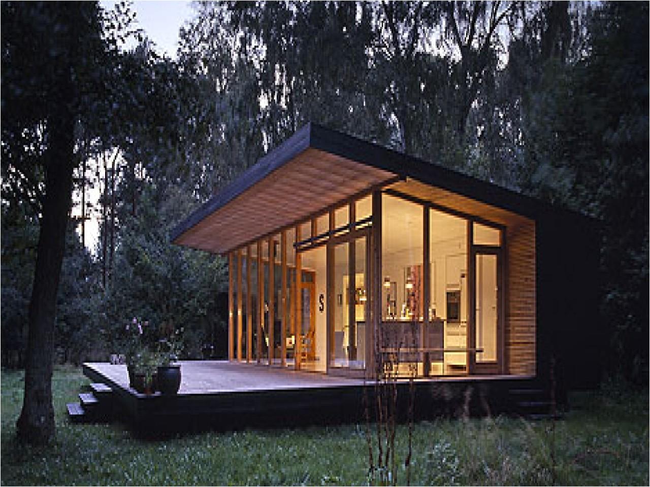 tiny modern house plans