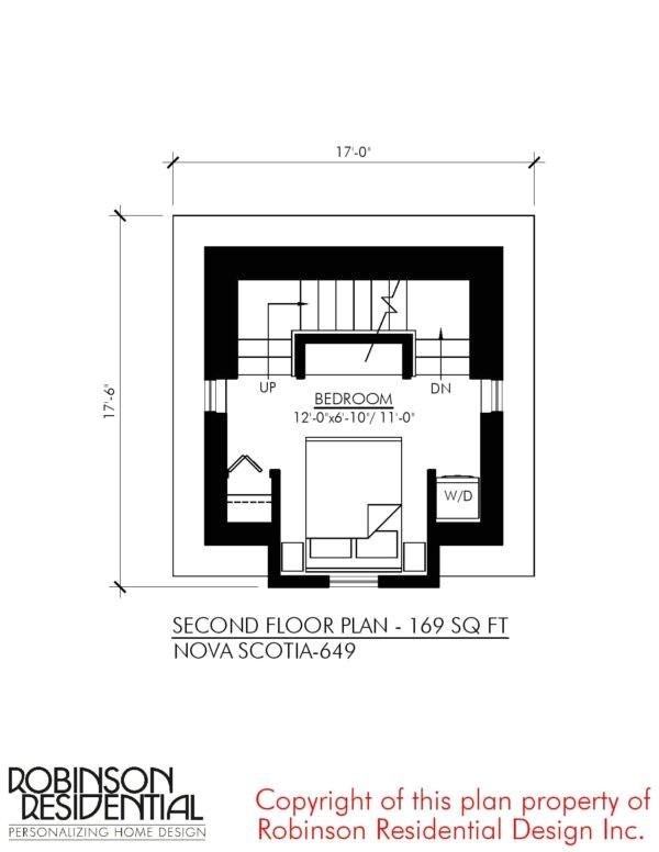 the nova scotia small home plans