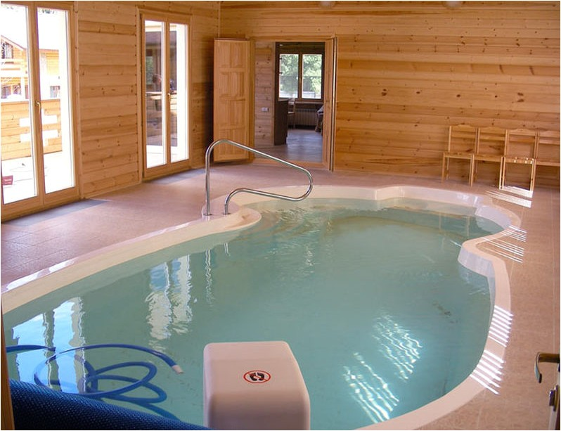 small indoor pool designs