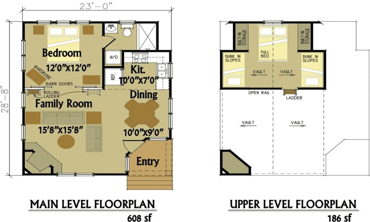 f05de2feb4c55f84 small cabin floor plans with loft small modular homes floor plans