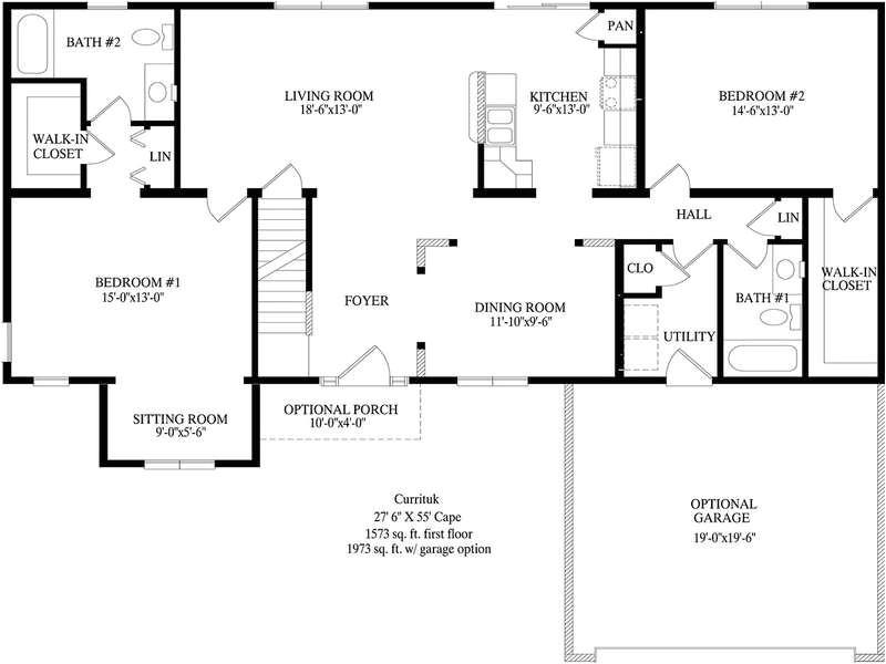 small modular home plans