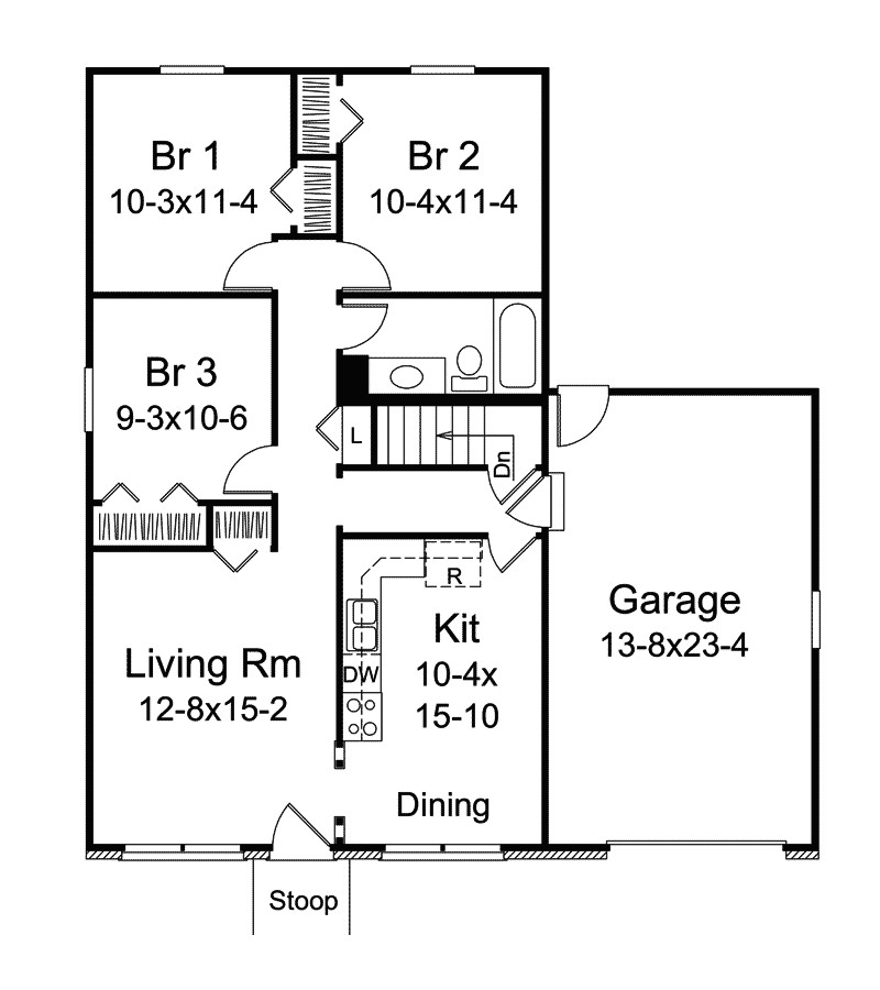 house plans small ranch homes