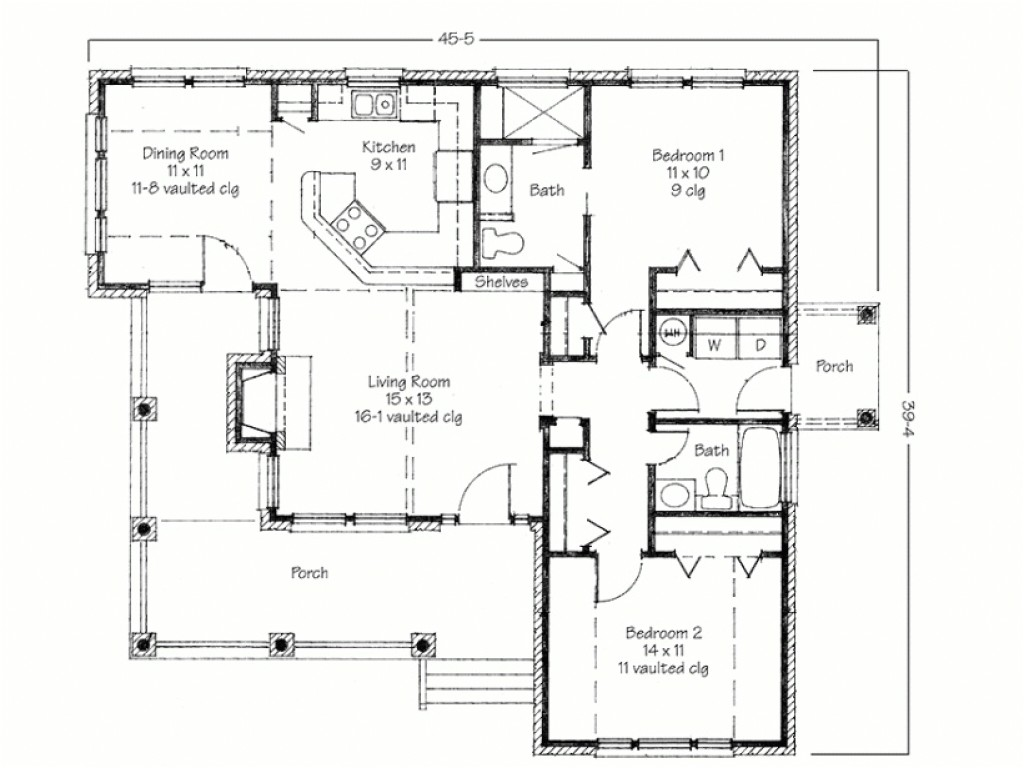 eb6b3471466940c7 2 bedroom house for rent two bedroom house simple floor plans