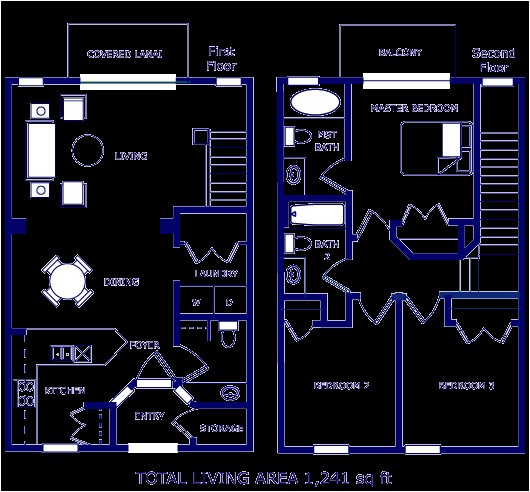 small rental house plans