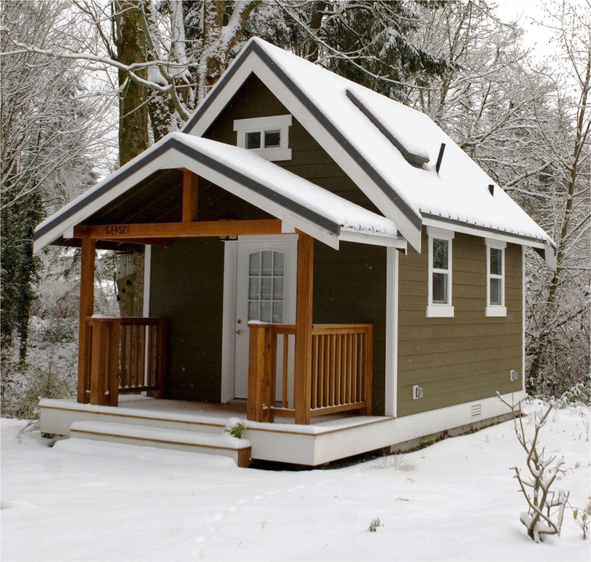 small stilt house plans