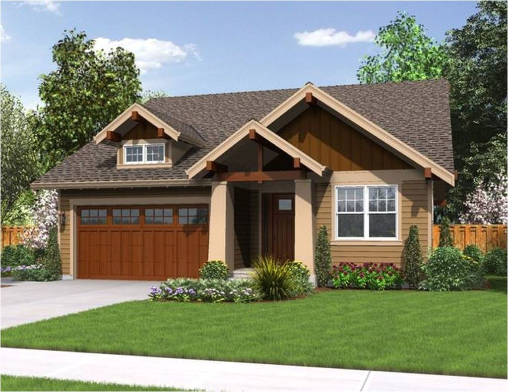 Small Style Home Plans Small Prairie Style House Plans Ideas