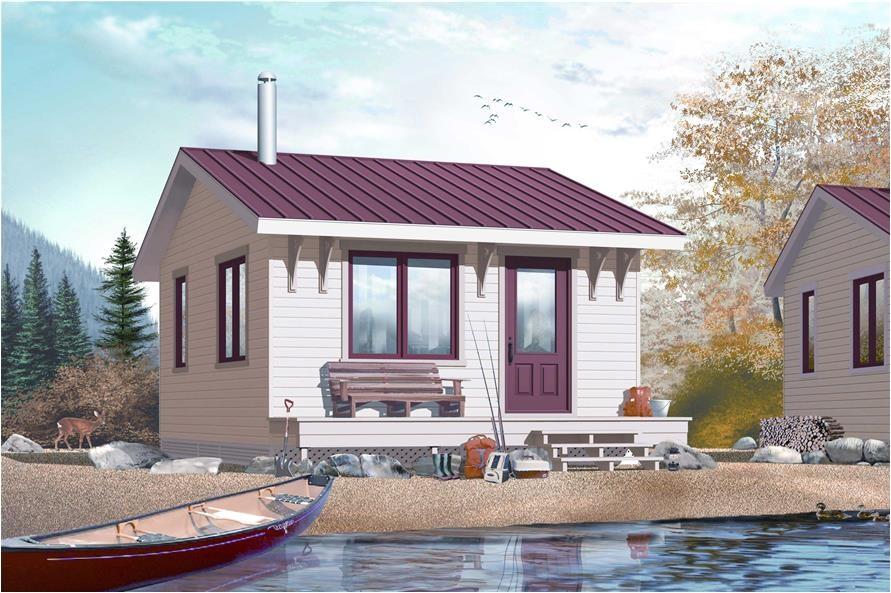 home plan 23582