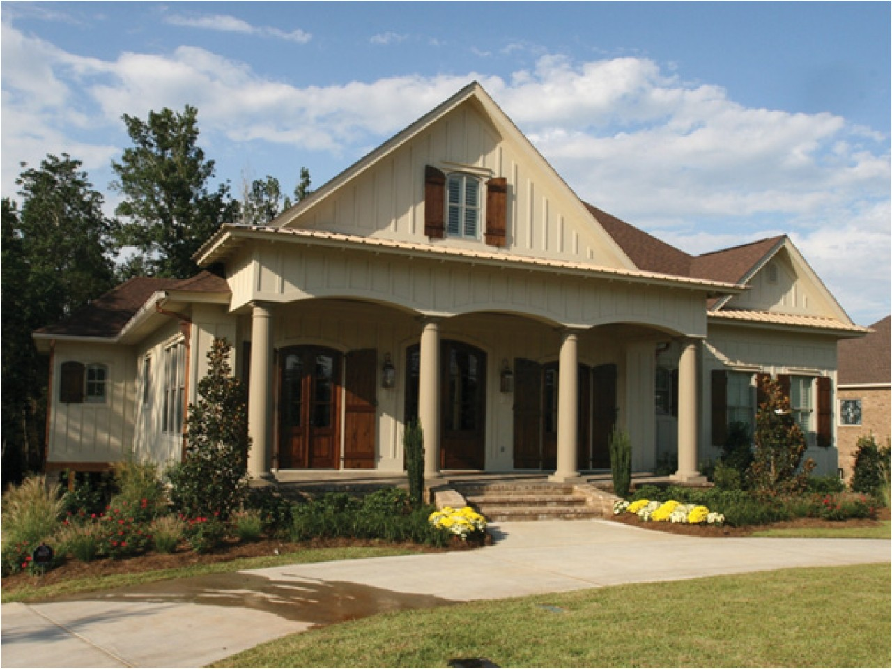 dd161cd81742518d briley southern craftsman home plan 024s 0025 house plans and more rustic craftsman home exterior