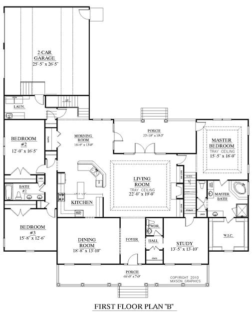 southern heritage house plans