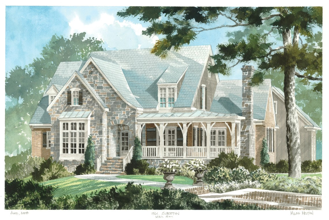 southern living house plans 2014