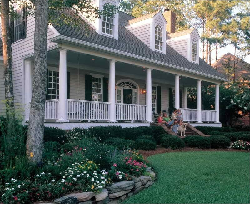 14 wonderful southern low country home plans