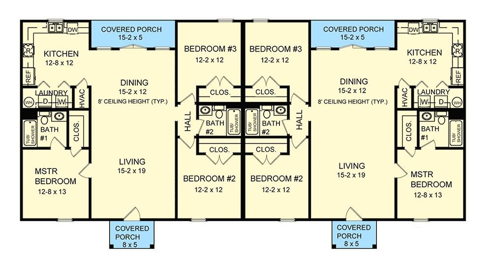 house plan 5103mm