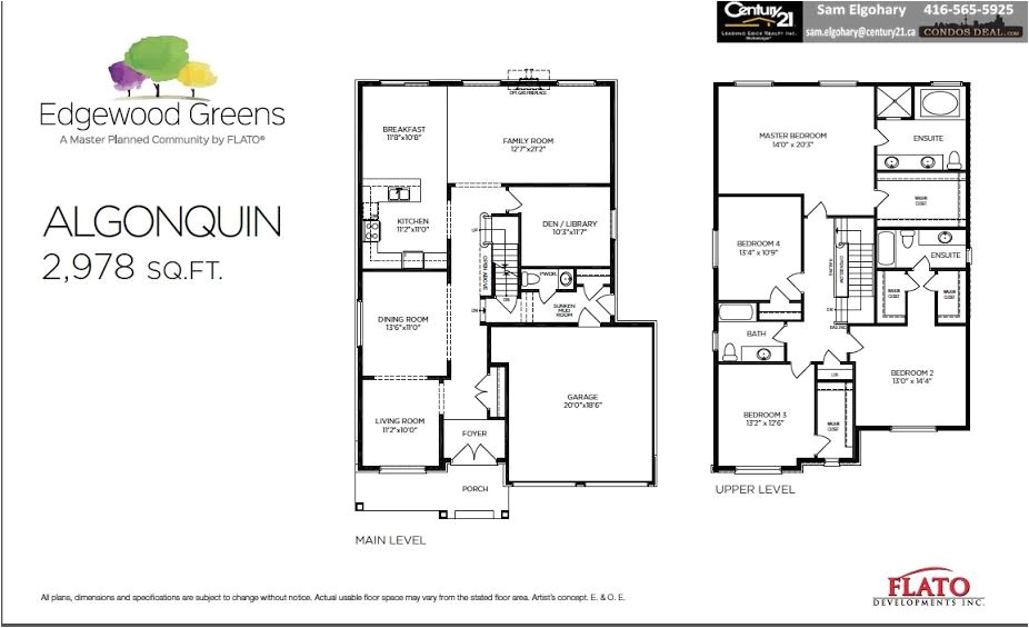 spallacci homes floor plans