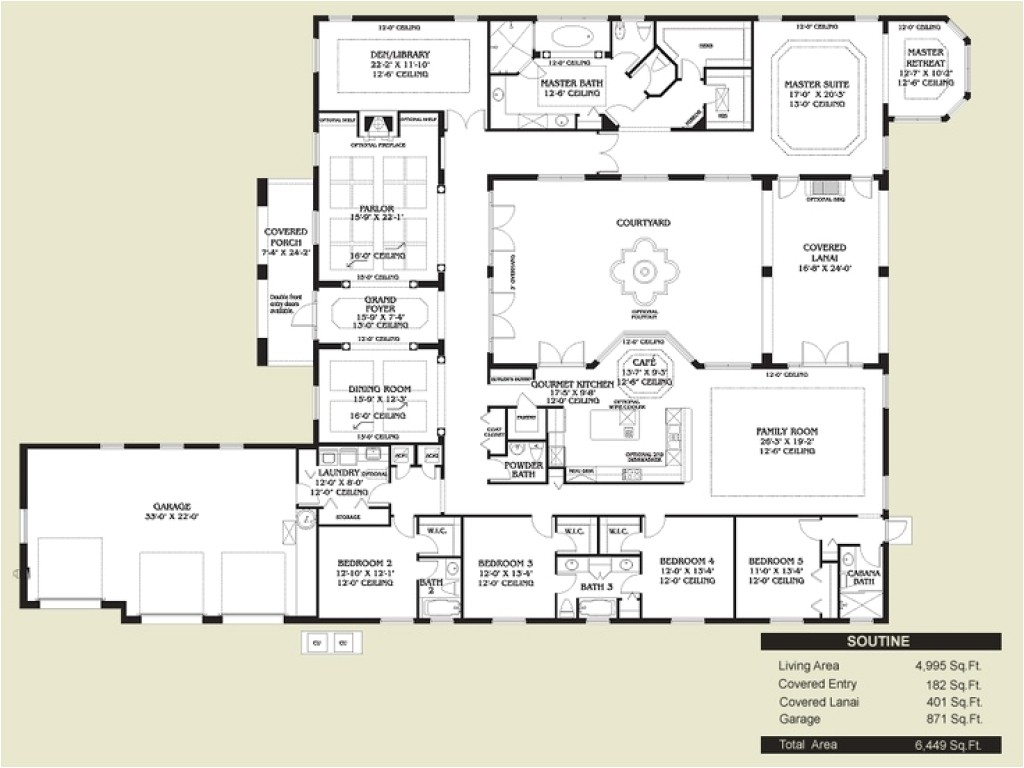 c232be7561afed40 spanish style kitchen floors spanish style home floor plans