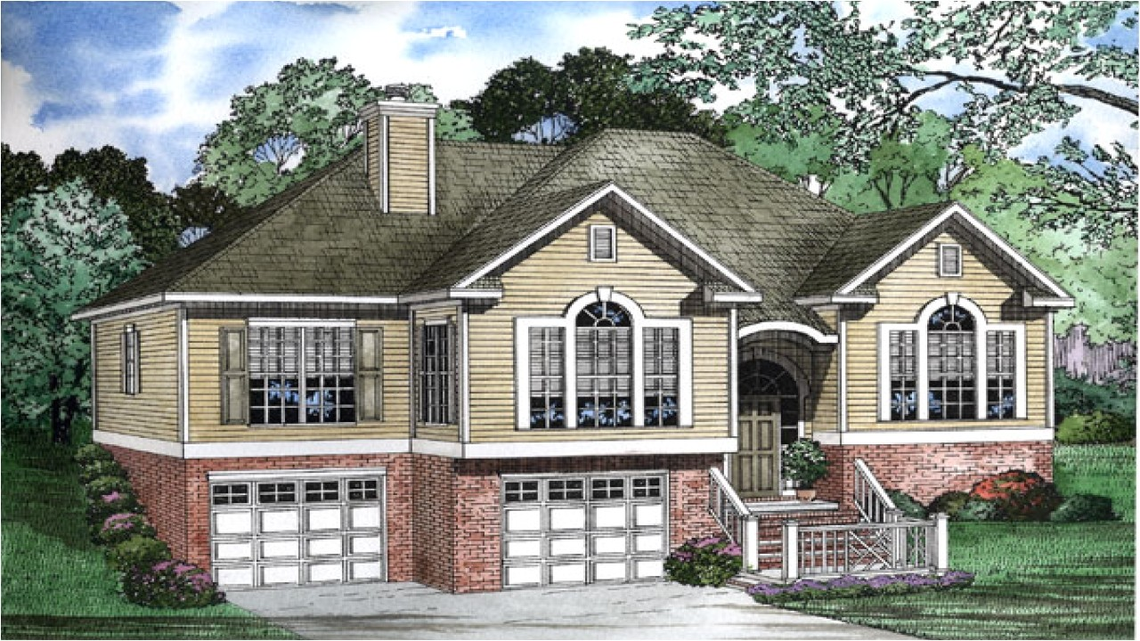 d6c1e41b71f3d28f split entry house plans best split level home plans